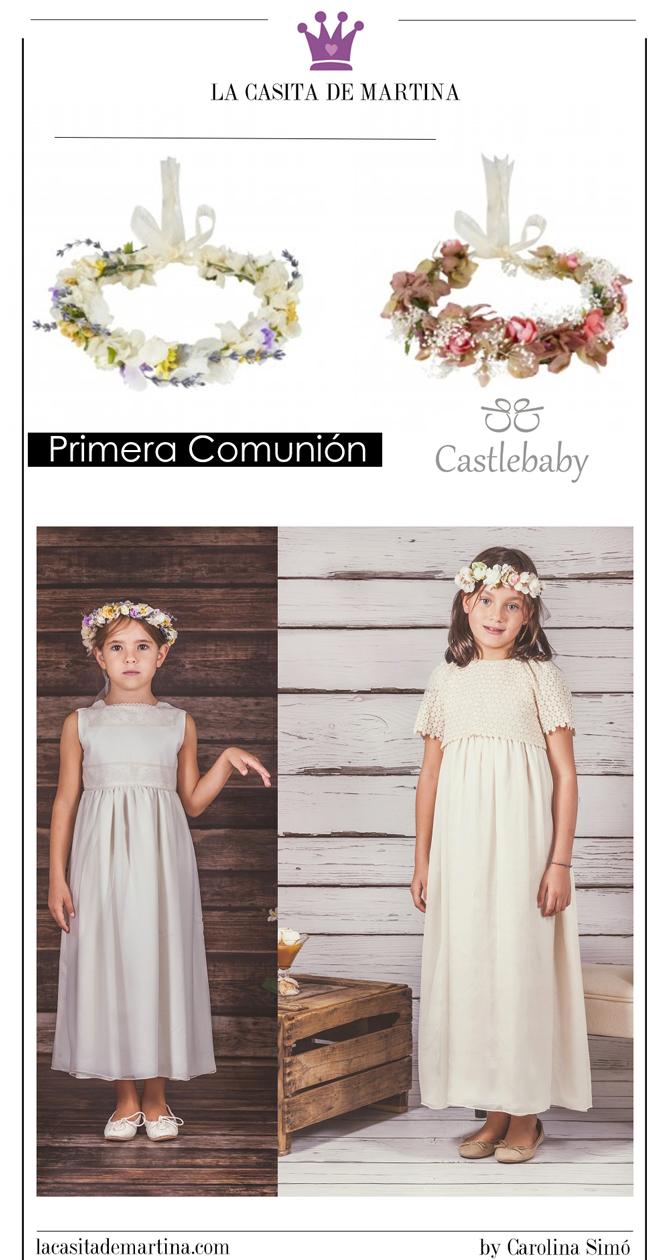Vestidos de Comunion 2017, Trajes de Comunion 2017, Blog Comuniones, Blog Moda Infantil, La casita de Martina, Zapatos Comunion, Castlebaby