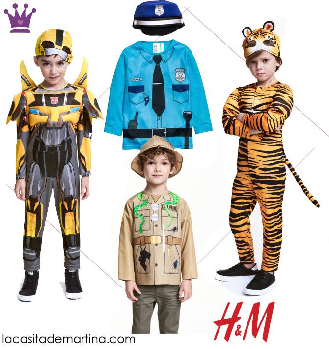 Disfraces carnaval baratos, disfraces originales, hym, Blog de Moda Infantil, La casita de Martina, 3