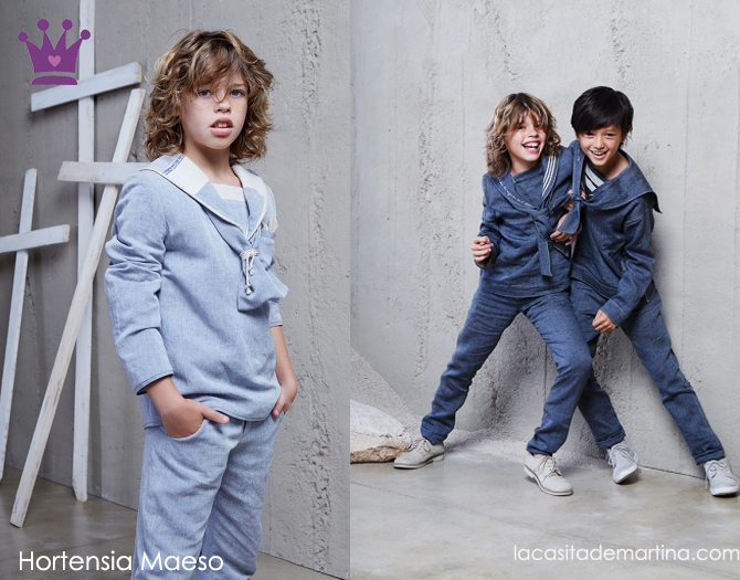 Trajes de Comunion, Blog Moda Infantil, Hortesia Maeso, Moda Infantil, Blog Comuniones