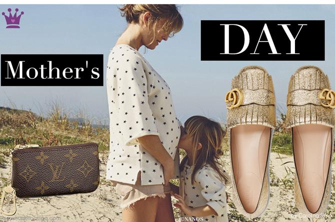 Regalos dia de la madre, regalos originales dia de la madre, Gucci, Nanos, Louis Vuitton, Blog Moda Infantil