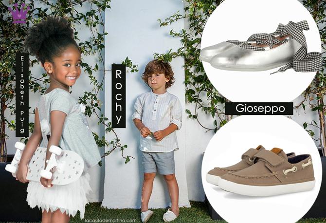 Moda Infantil, Moda infantil para eventos, Tendencias moda, Rochy, Gioseppo, Carolina Herrera