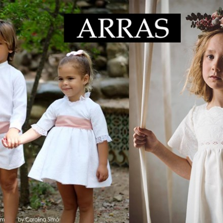 Vestidos de Arras, Trajes de pajes para boda, Moda Infantil, Ropa ceremonia, Blog de Moda Infantil, La casita de Martina