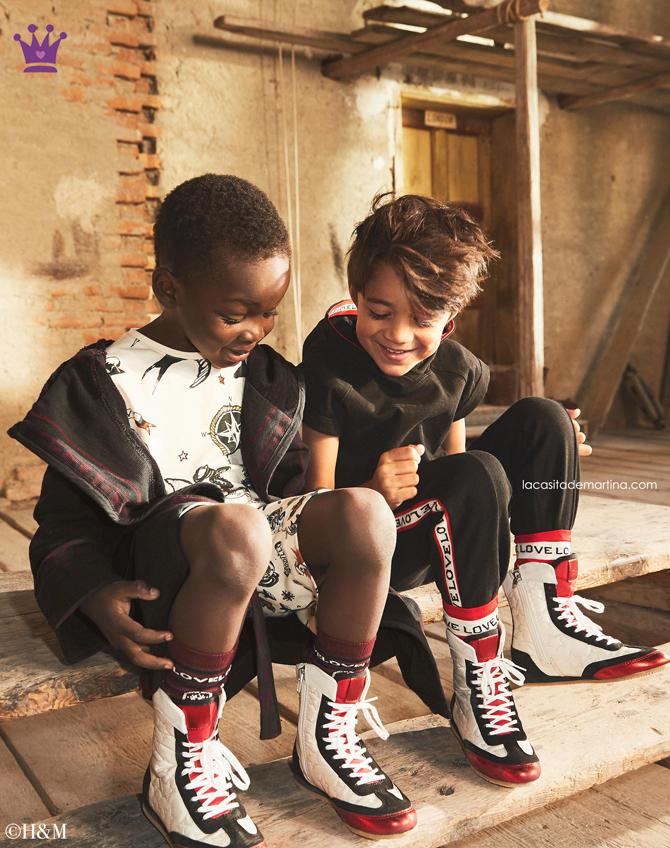HM studio, Hm moda infantil, la casita de Martina, Blog de Moda Infantil