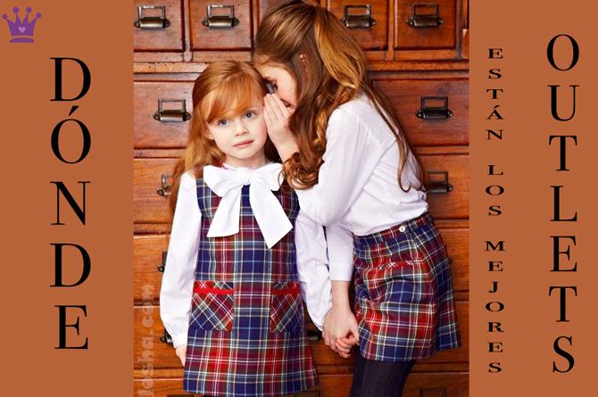 Outlets moda infantil, kids wear, tiendas moda infantil, La casita de Martina