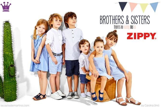 Zippy moda infantil, kids wear, moda bambini, La casita de Martina, blog de moda infantil