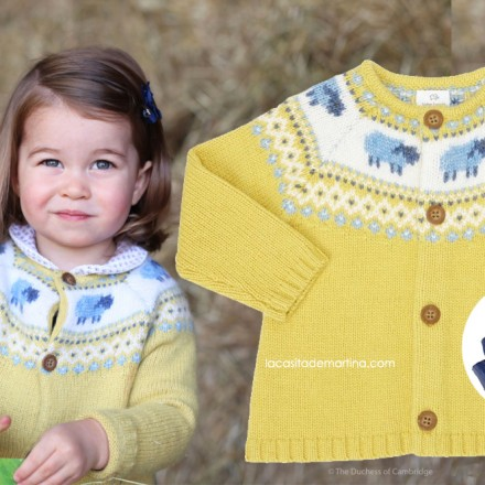 Jersey Princesa Charlotte, Marca ropa princesa Charlotte, Blog de Moda Infantil, Kids Wear, Kids Fashion Blog, Personal Shopper, Estilista Moda Infantil