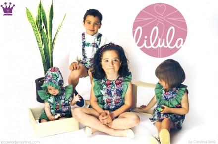 Nueva marca moda infantil, Lilula, Blog de moda infantil, La casita de Martina, Kids wear