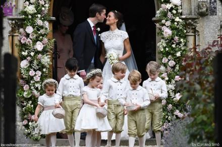 Trajes de Arras principe George, Blog de Moda Infantil, Pippa Middleton, La casita de Martina