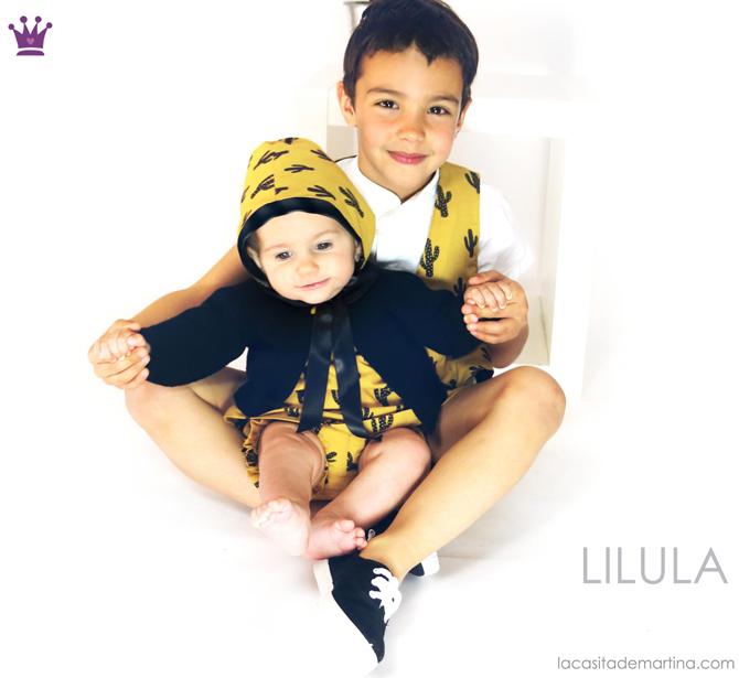 Marca de moda infantil, Lilula moda, Blog de Moda Infantil, La casita de Martina, Kids wear