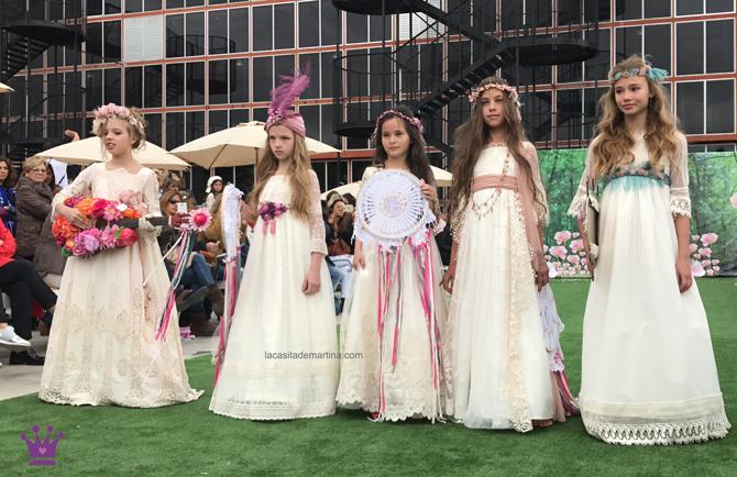 MON-AIR, Trajes de comunion 2018, tendencias vestidos de comunion 2018, Blog comuniones, La casita de Martina, Tendencias trajes de comunion 2018