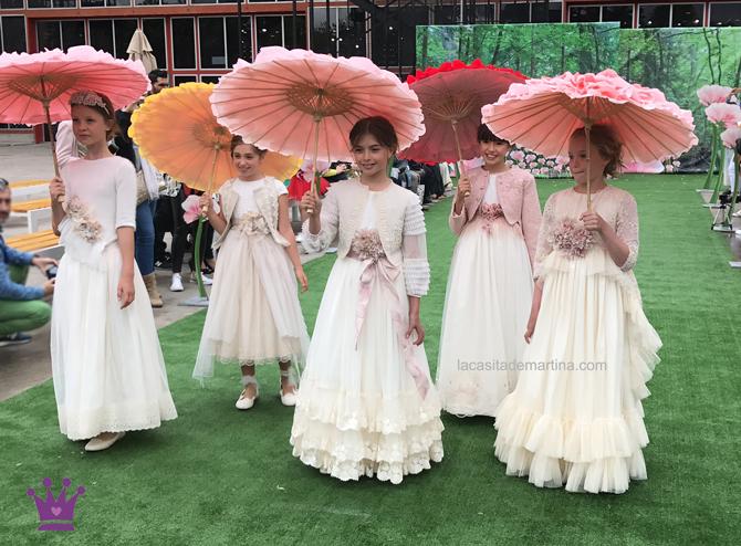 QUERIDA-FHILIPPA, Trajes de comunion 2018, tendencias vestidos de comunion 2018, Blog comuniones, La casita de Martina, Tendencias trajes de comunion 2018