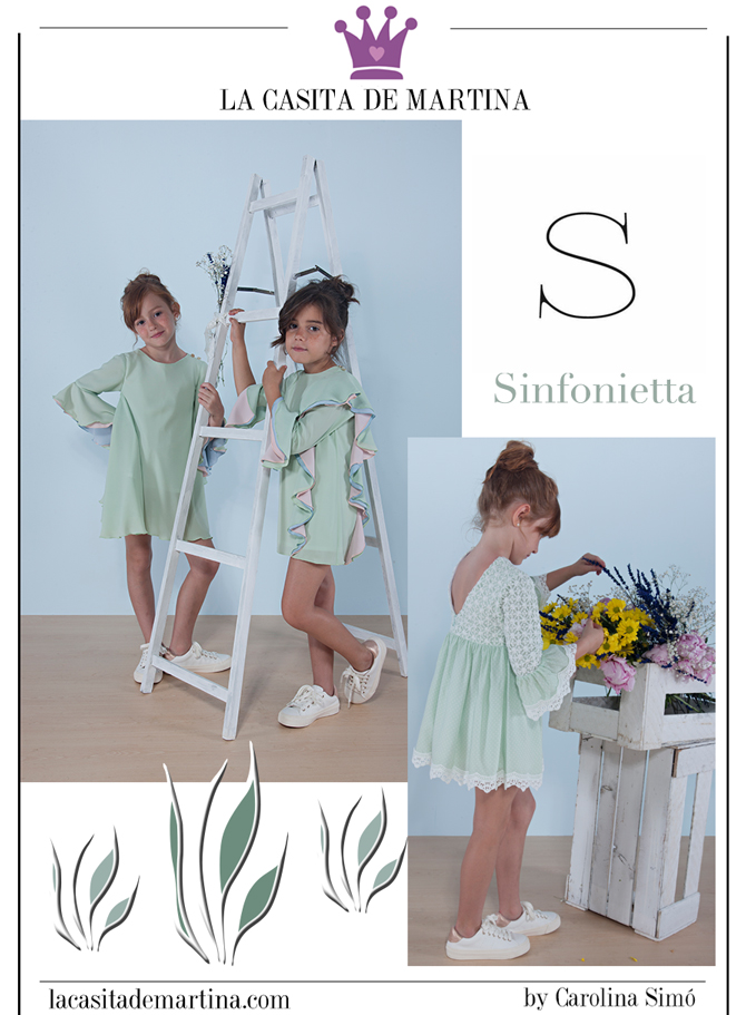 Sinfonietta, Tendencias moda infantil, Kids Wear, Moda Bambini, Blog de Moda Infantil, Carolina Simo