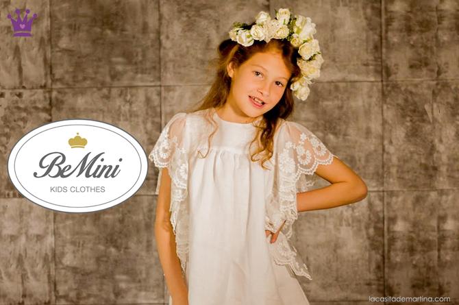 Marca de moda infantil, BeMini, tienda moda infantil, La casita de Martina, Blog de Moda Infantil