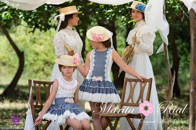 Marita Rial, Vestidos Ceremonia, Blog de Moda Infantil, La casita de Martina, Carolina Simo