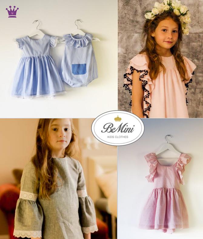 Marca de moda infantil, BeMini, tienda moda infantil, La casita de Martina, Blog de Moda Infantil, 4
