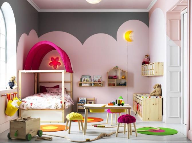 10 habitaciones infantiles de ikea demasiado bonitas - Ikea habitaciones bebe ...