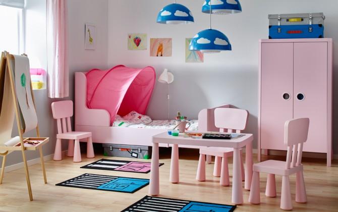 habitaciones infantiles IKEA, cama IKEA, habitacion bebe IKEA, Decoracion Infantil, Blog de Moda Infantil, 4