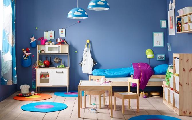 habitaciones infantiles IKEA, cama IKEA, habitacion bebe IKEA, Decoracion Infantil, Blog de Moda Infantil, 8