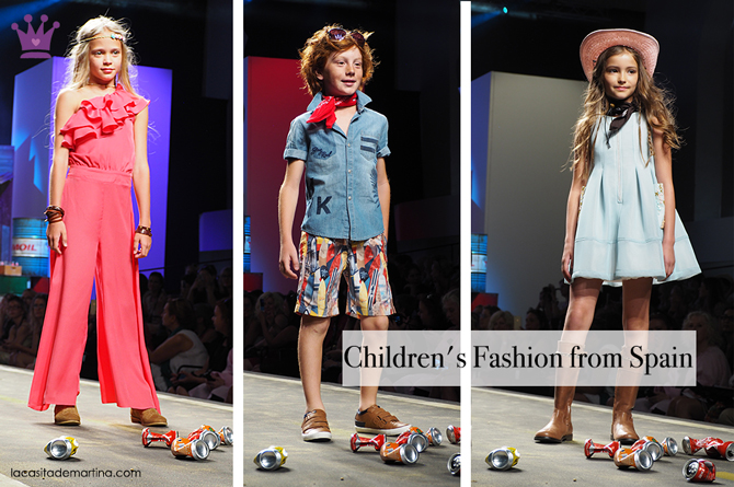 Childrens Fashion from Spain, Pitti Bimbo, Kids Wear, Blog de Moda Infantil, La casita de Martina, Carolina Simo