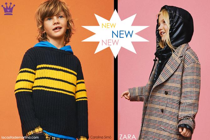 Zara Kids, Blog de Moda Infantil, Niños, Kids, Kids Wear