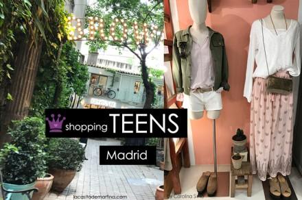 Tienda moda adolescentes en Madrid, Brownie moda teens, Noon moda, Blog de moda adolescentes