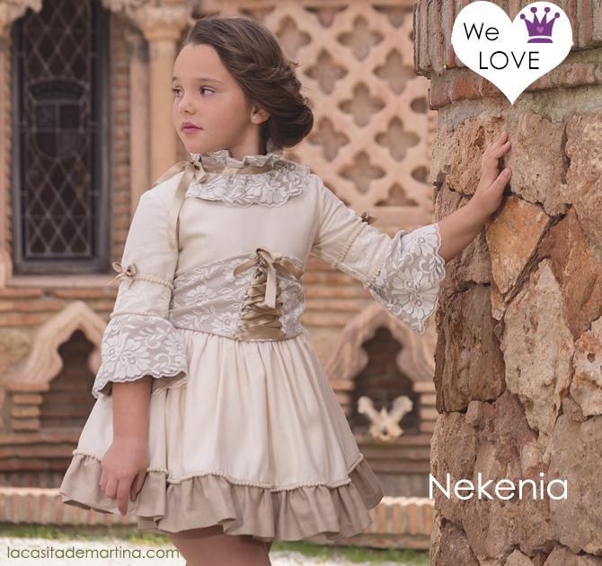 Nekenia moda infantil, Blog de Moda Infantil, Niños, Kids, Kids Wear