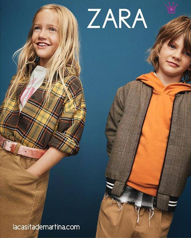 Zara moda infantil, Blog de Moda Infantil, Niños, Kids, Kids Wear