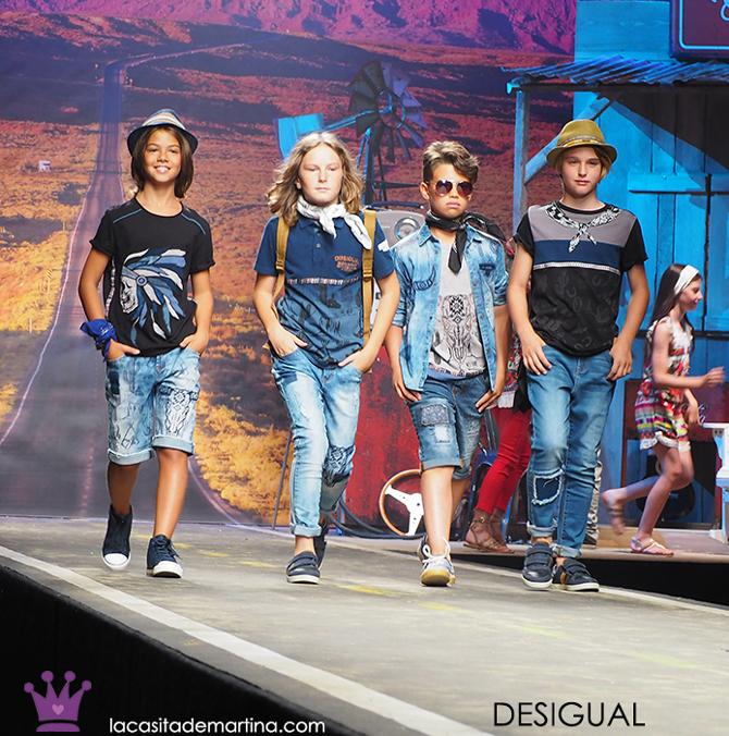 Childrens Fashion from Spain, Pitti Bimbo, Kids Wear, Blog de Moda Infantil, La casita de Martina, Carolina Simo, Desigual