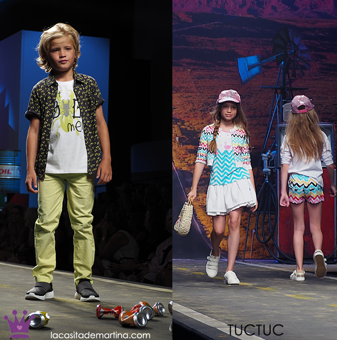 Childrens Fashion from Spain, Pitti Bimbo, Kids Wear, Blog de Moda Infantil, La casita de Martina, Carolina Simo, TUCTUC