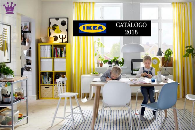 Nuevo cat logo ikea 2018 habitaciones infantiles y mucho - Catalogo ikea dormitorios ninos ...