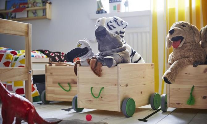 cajas juguetes Ikea
