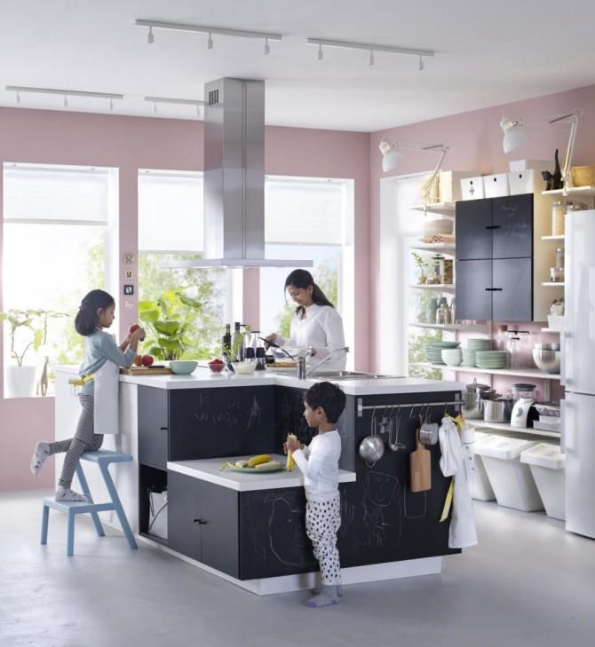 Nuevo cat logo ikea 2018 habitaciones infantiles y mucho - Ikea cocina infantil ...