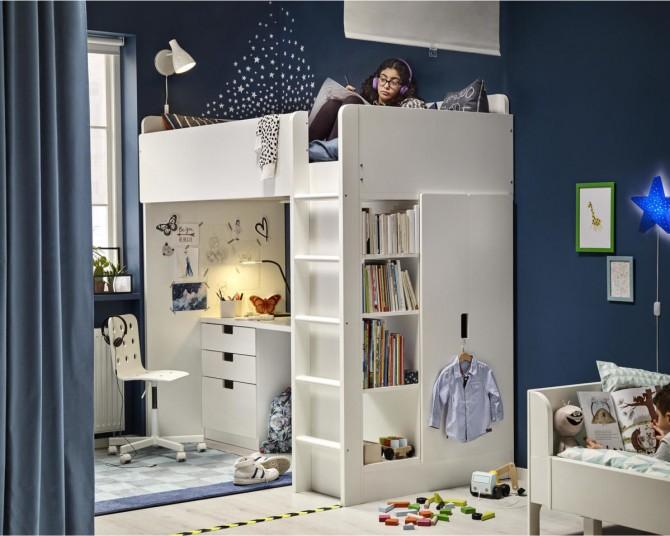 Nuevo Catalogo Ikea 2018 Habitaciones Infantiles Y Mucho Mas - Ikea-dormitorios-catalogo