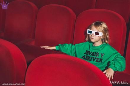 Zara Kids Covent Garden, Zara kids London, Blog de Moda Infantil, La casita de Martina