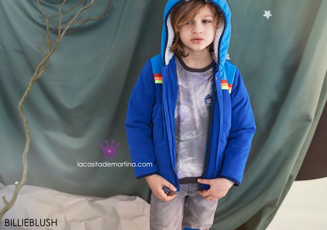 Marcas de moda infantil, Blog de moda infantil, la casita de martina, Karl Lagerfeld, BILLYBANDIT