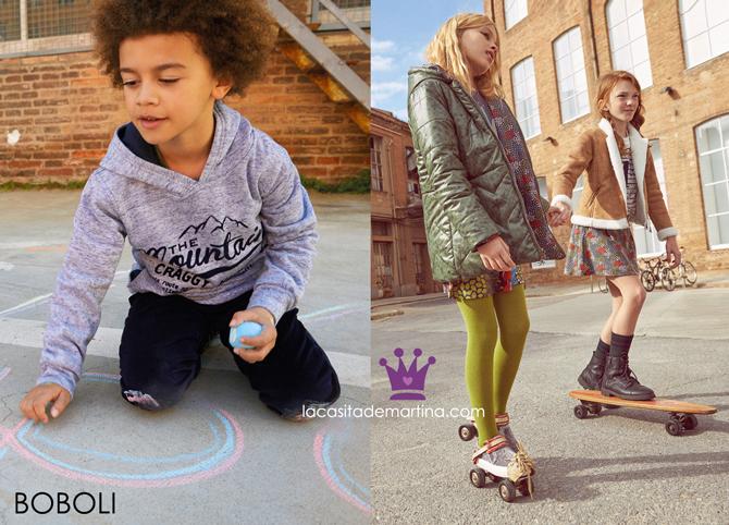 Marcas de moda infantil, Blog de moda infantil, la casita de martina, Karl Lagerfeld, BOBOLI