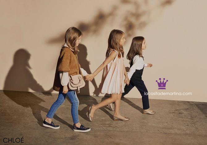 Marcas de moda infantil, Blog de moda infantil, la casita de martina, Karl Lagerfeld, CHLOE