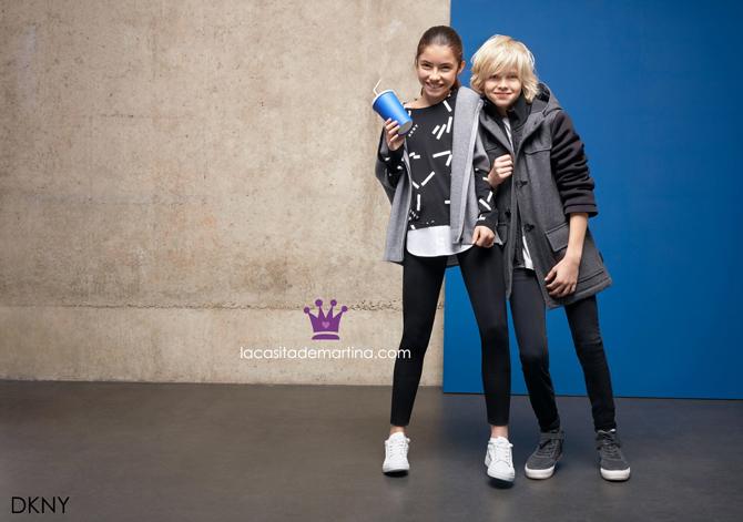 Marcas de moda infantil, Blog de moda infantil, la casita de martina, Karl Lagerfeld, DKNY