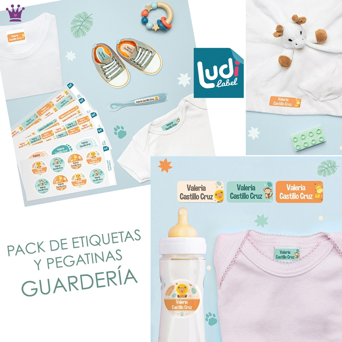 Etiquetas para ropa, etiquetas vuelta al cole, ludilabel, blog moda infantil, 3