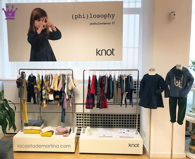 Marcas de moda infantil, Blog de moda infantil, la casita de martina, Karl Lagerfeld, Knot