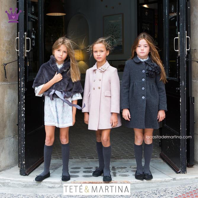 Blog de Moda Infantil, Tete y Martina, La casita de Martina, Moda, Kids Wear, Moda Bambini, 2