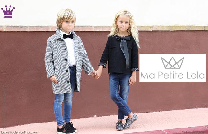 Ma Petite Lola, Moda infantil, Kids Wear, Ropa Infantil, La casita de Martina