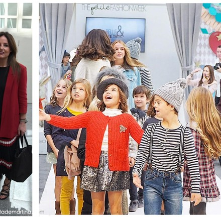 CharHadas, The petite Fashion Week, Desfile Moda Infantil, Kids Wear, Moda Bambini