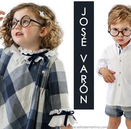 Jose Varon, Blog de Moda Infantil, Kids Wear, Ropa Infantil, La casita de Martina