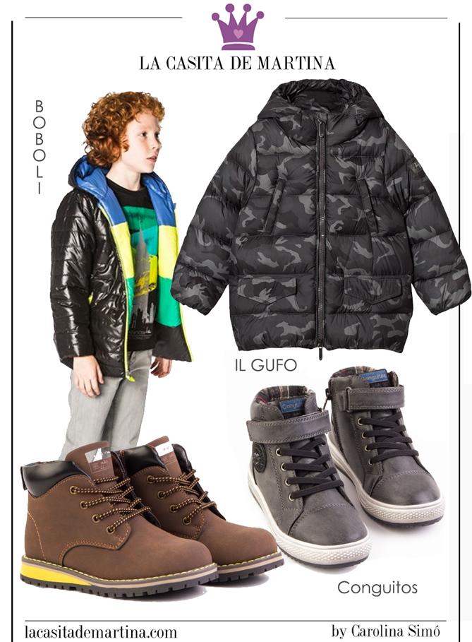 Tendencias moda infantil, Conguitos, boboli, Il Gufo, La casita de Martina, Carolina Simo