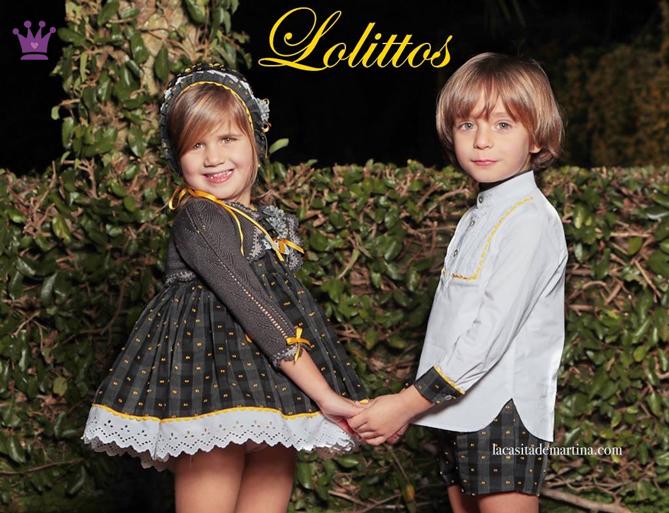 Blog Moda Infantil, Lolittos, Vestidos bonitos, la casita de Martina, Kids wear