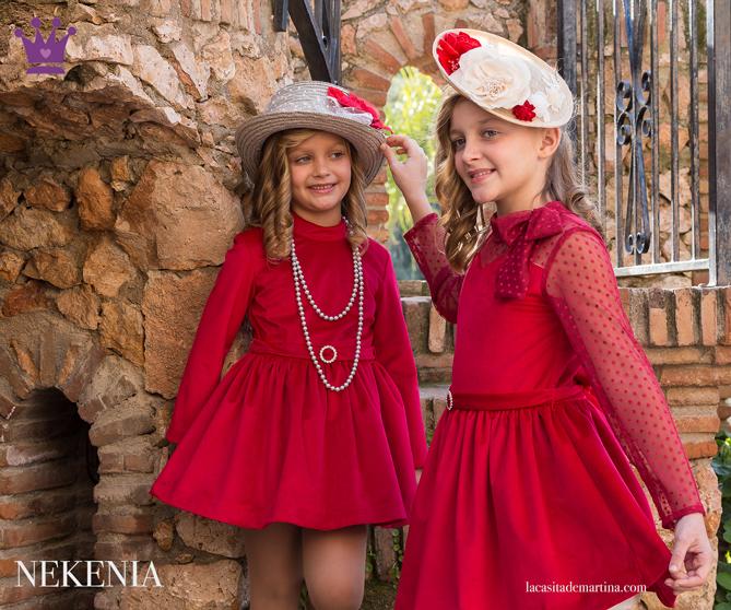 Blog Moda Infantil, Nekenia, Vestidos bonitos, la casita de Martina , Kids wear