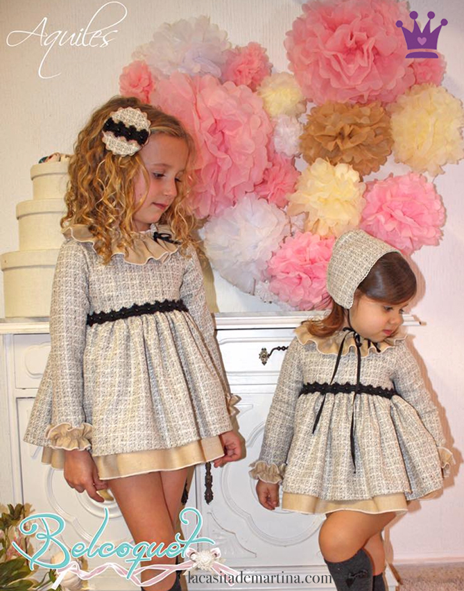 Blog Moda Infantil, Belcoquet, Vestidos bonitos, la casita de Martina, Kids wear