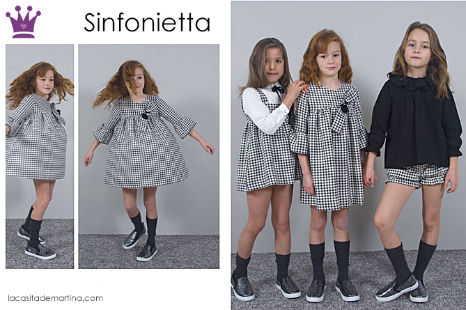 Blog de Moda Infantil, Tendencias moda, Kids Wear, La casita de Martina, Sinfonietta