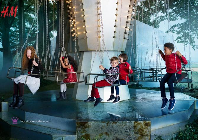 HM moda infantil, Coleccion Navidad, Blog de Moda Infantil, La casita de Martina, 6